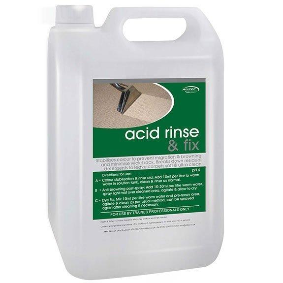 hi-tec acid rinse 5L