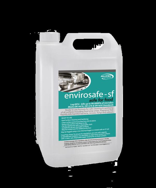 HI-TEC Envirosafe Food Safe 5L