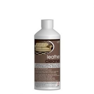 Professional leather cleaning concentrate