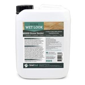 natural stone sealer wet look