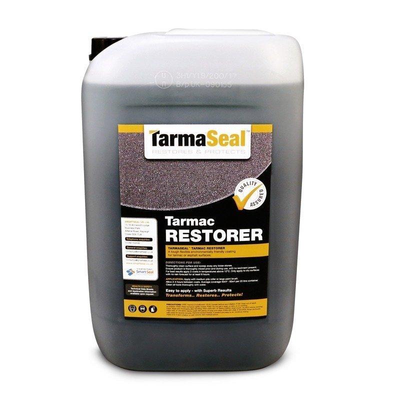 Tarmac Restorer Black Hi Tec Cleaning Group