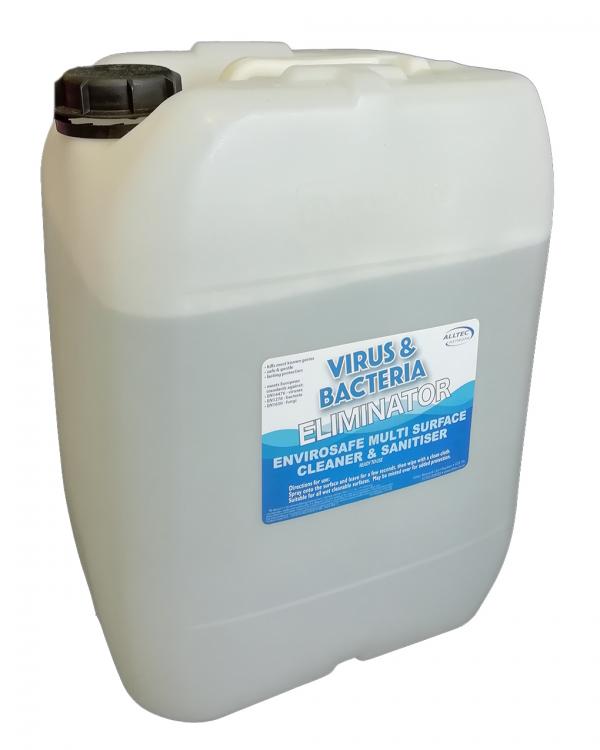 Hi-tec virus and bacteria eliminator 20 litre